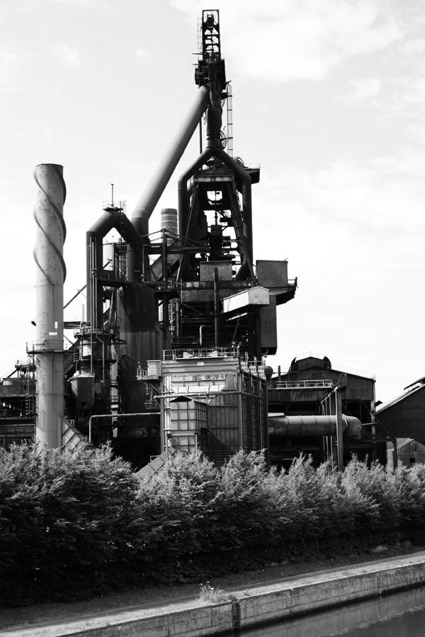 Clabecq's steelworks again