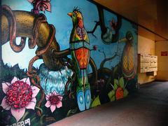 Fresque oiseaux