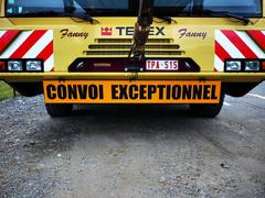 Fanny the crane