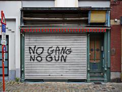 NO GANG NO GUN