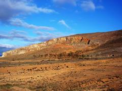 Spain desert